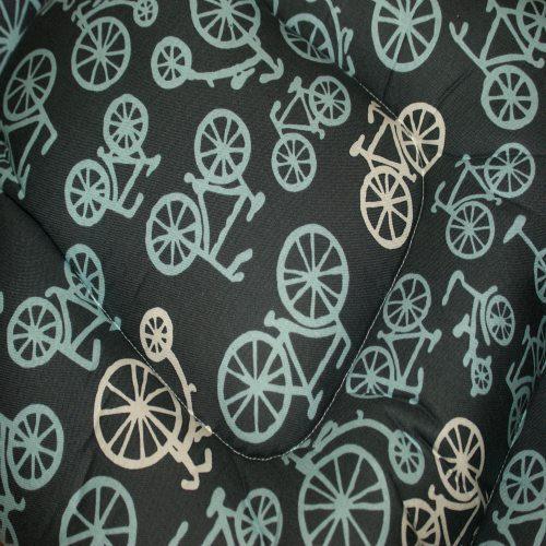 Bicycle Pram Liner Close Up Image
